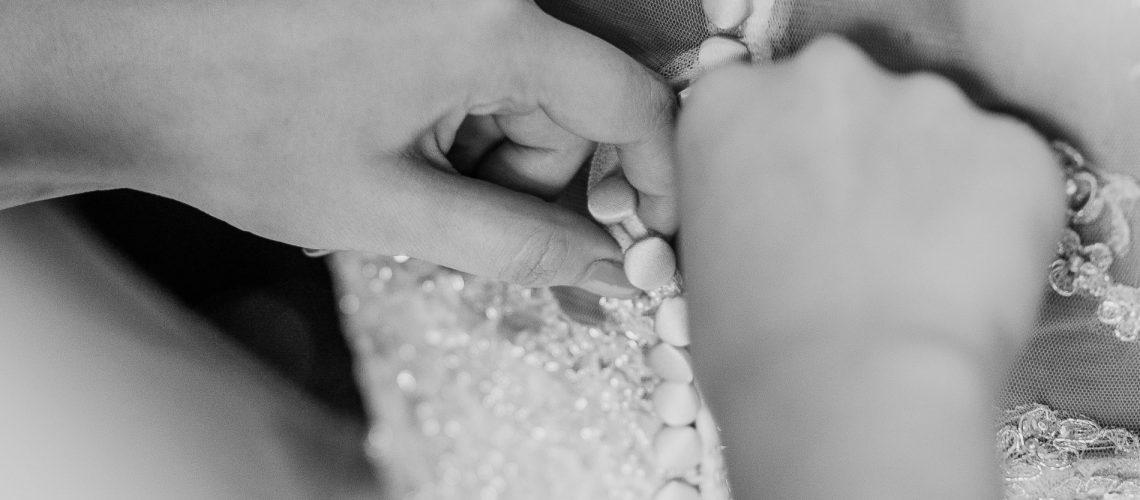 robe mariée poids